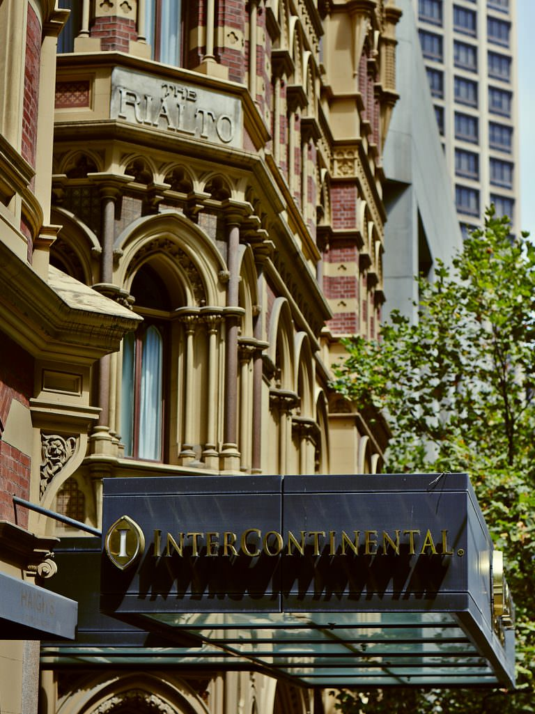 InterContinental, Collins Street