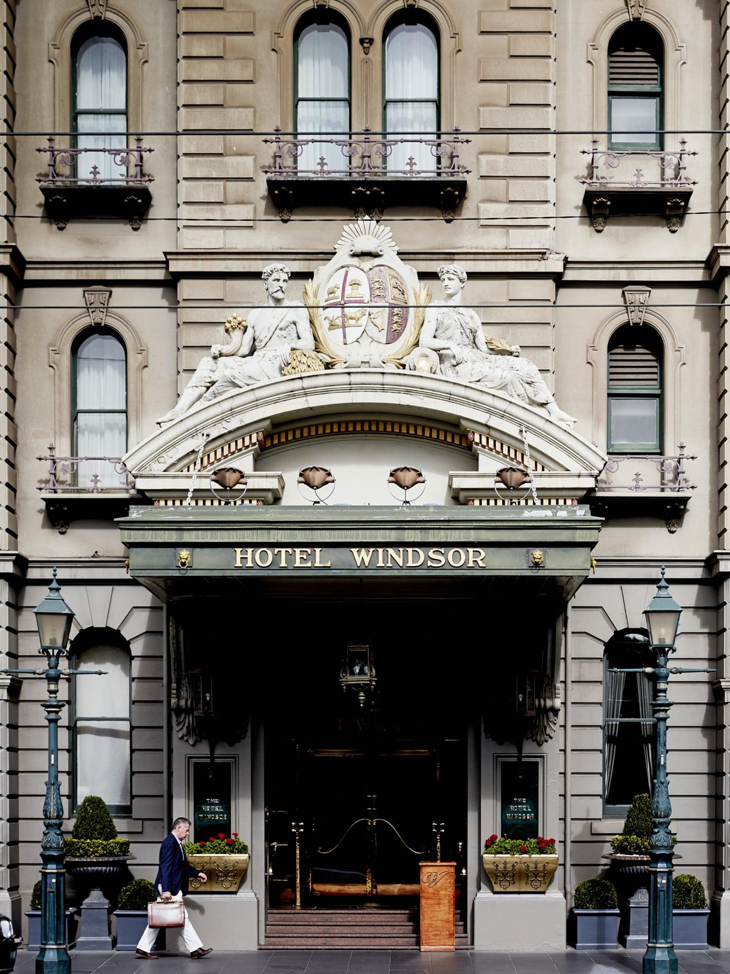 Hotel Windsor, Spring Street