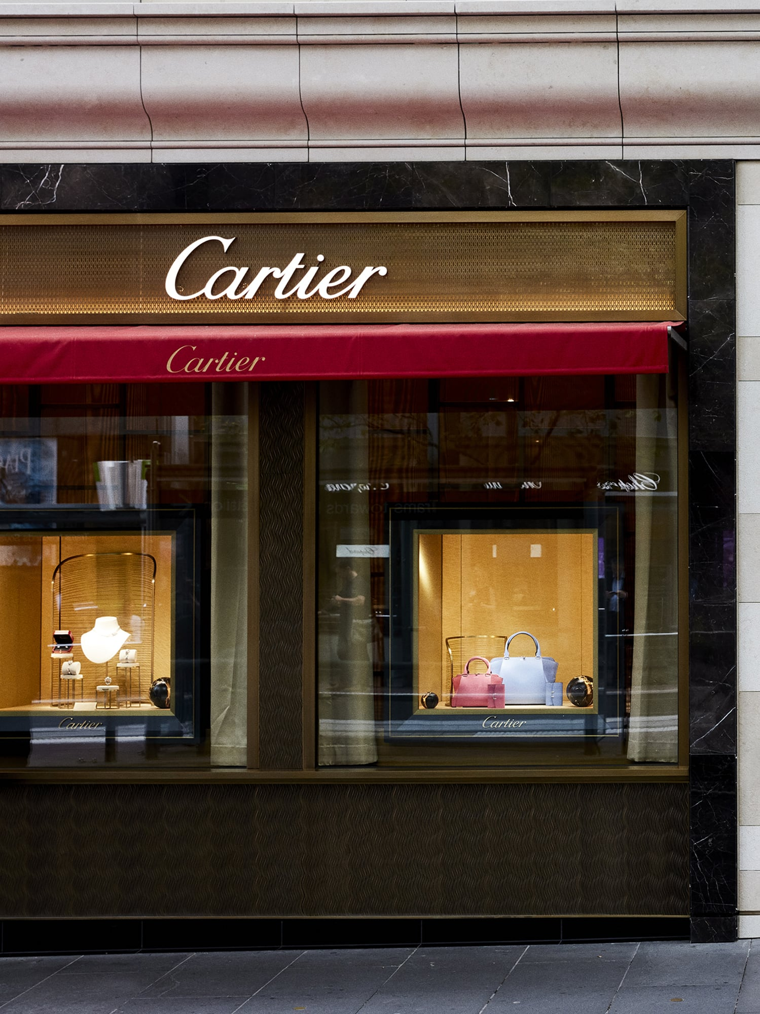 Cartier, Collins Street