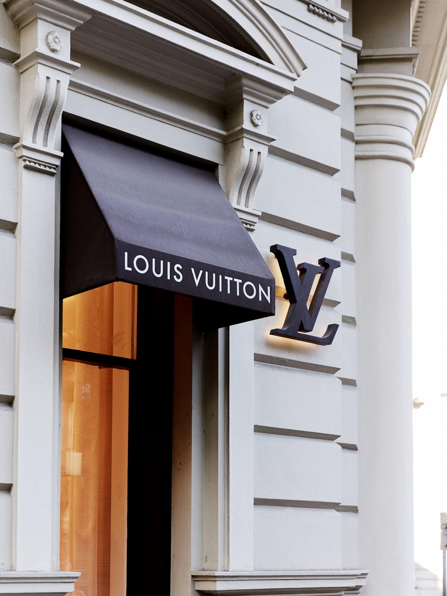 Louis Vuitton, Collins Street